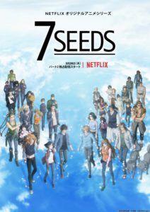 7SEEDS – Temporada 2