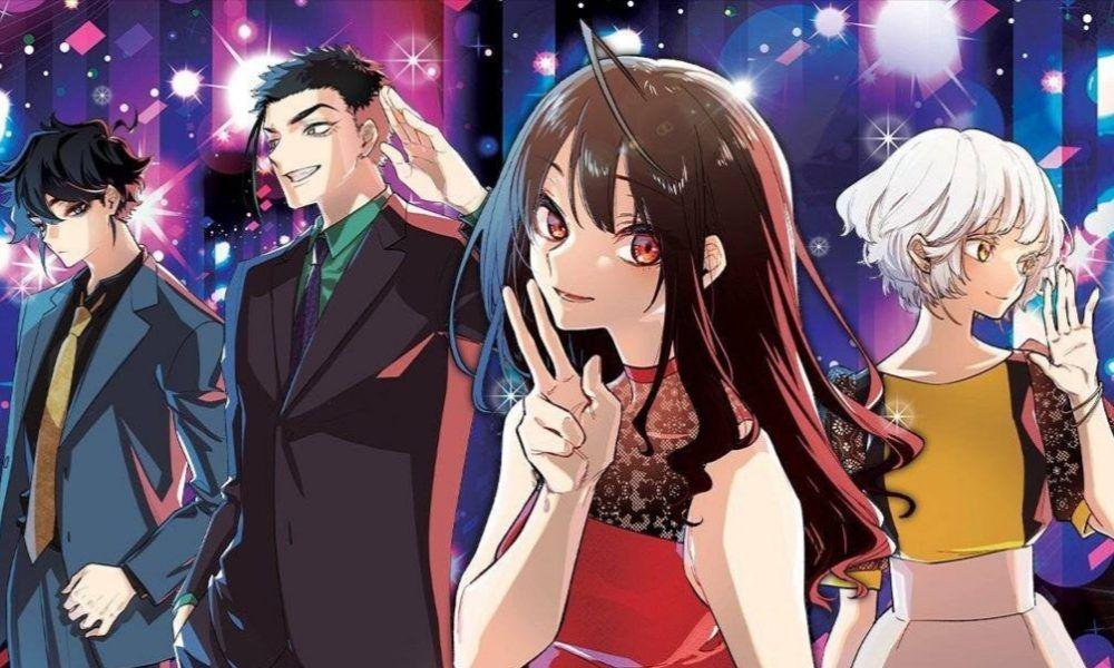 Shueisha y Viz Media no publicarán más tomos de ACT-AGE - Ramen Para Dos