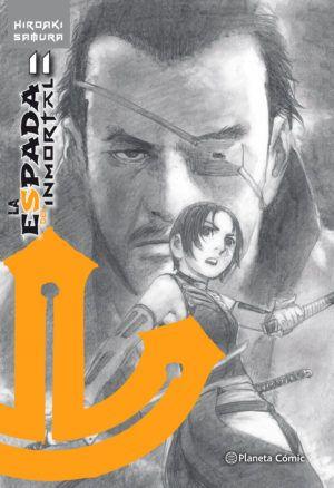 La Espada del Inmortal (Kanzenban) #11