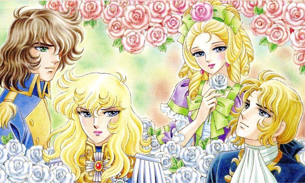 Ecc Ediciones Desvela La Portada De La Rosa De Versalles Ramen Para Dos