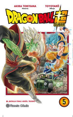Dragon Ball Super #5