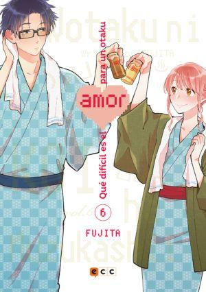 Qué difícil es el amor para un otaku #6