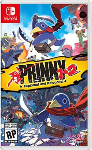 Prinny 1·2: Exploded and Reloaded