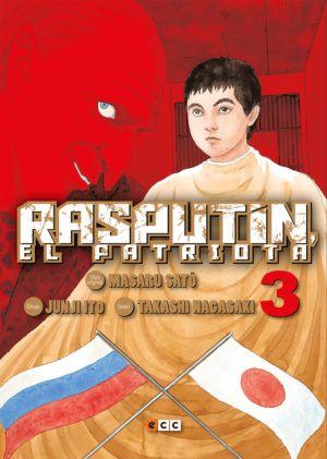 Rasputín, el patriota #3
