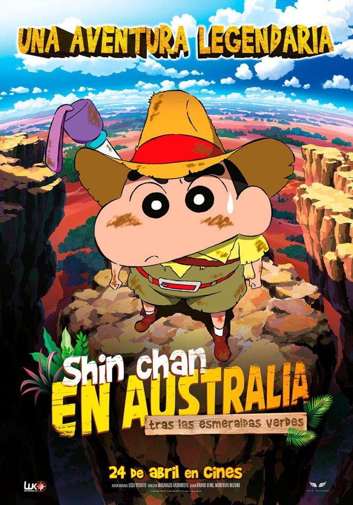SHIN CHAN AUSTRALIA