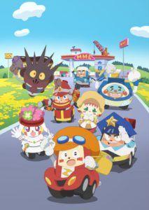 Norimono Man Mobile Land no Car-kun