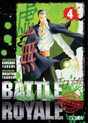 Battle Royale Edición Deluxe #4