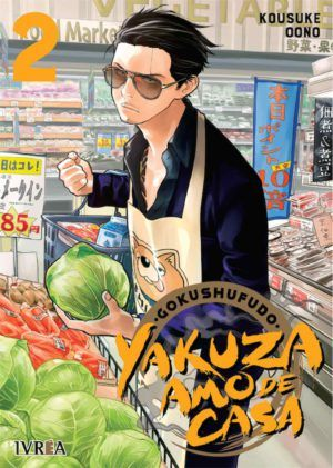 Gokushufudo: El yakuza amo de casa #2