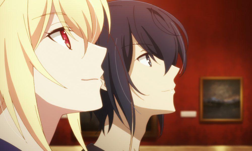 Primer tráiler del anime de Kimi to Boku no Saigo no Senjou, Aruiwa Sekai ga Hajimaru Seisen
