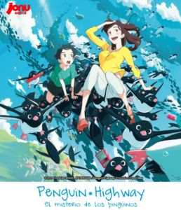 Penguin Highway, el misterio de los pingüinos