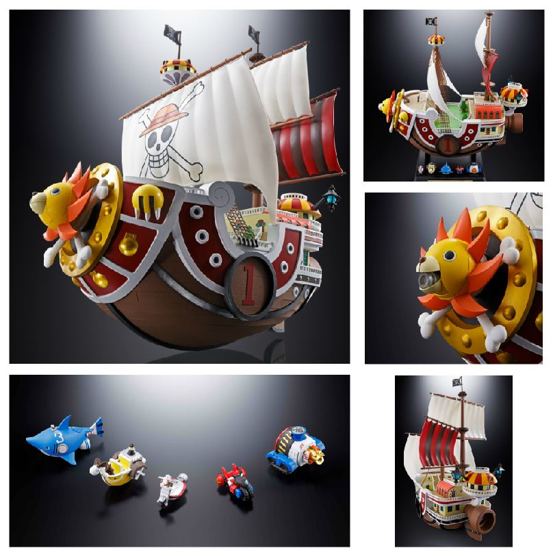 Thousand Sunny one piece