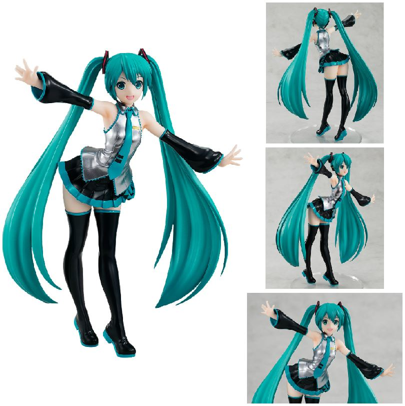 HATSUNE MIKU FIGURA 17 CM CHARACTER VOCAL SERIES 01 POP UP PARADE (RE ISSUE)