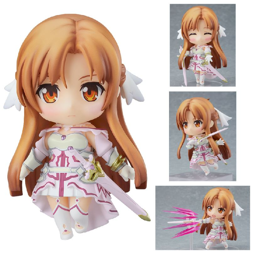 ASUNA STACIA THE GODDESS OF CREATION FIGURA 10 CM SWORD ART ONLINE: ALICIZATION NENDOROID