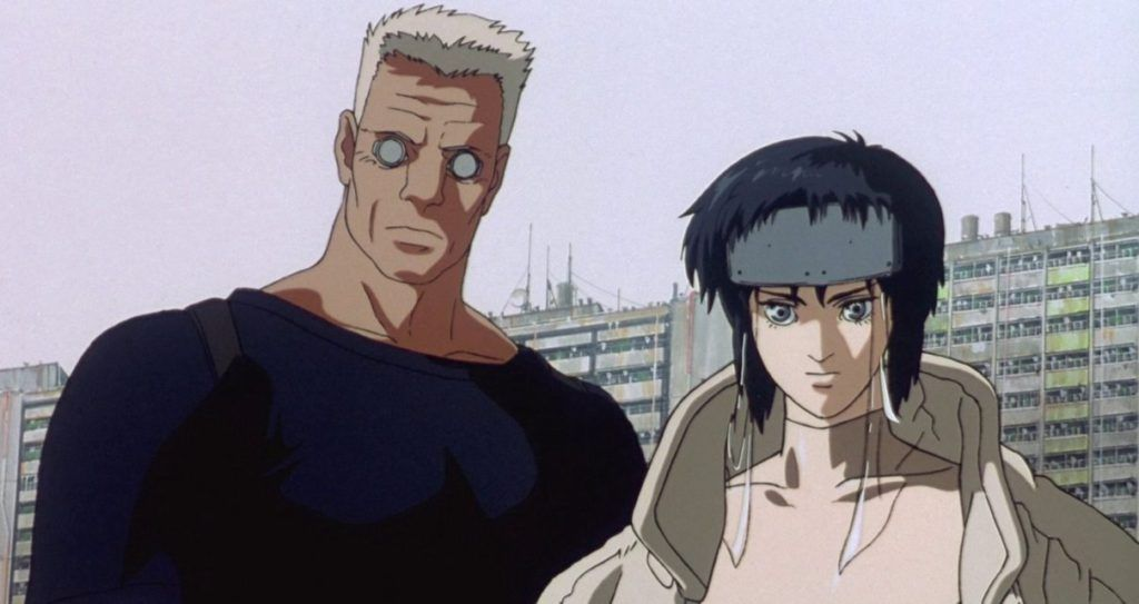 Ghost in the shell cool