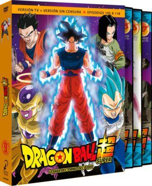 Dragon Ball Super Box 9 DVD
