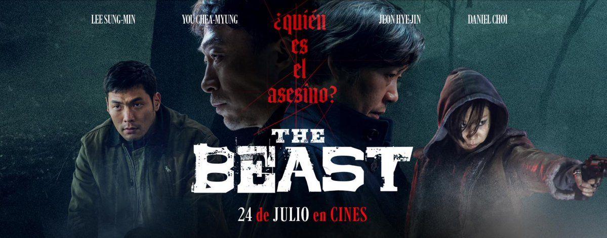 The beast teaser