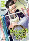 Gokushufudo: El yakuza amo de casa #3
