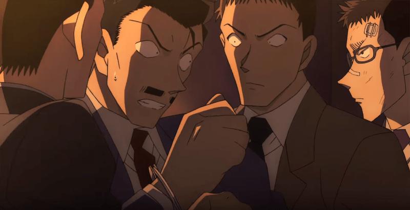 detective conan 22 kogoro