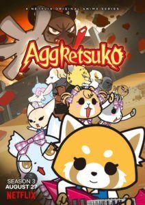 Aggretsuko: Temporada 3
