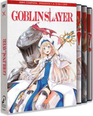 Goblin Slayer DVD