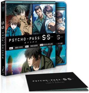 Pack Psycho Pass: Sinners of the System BD