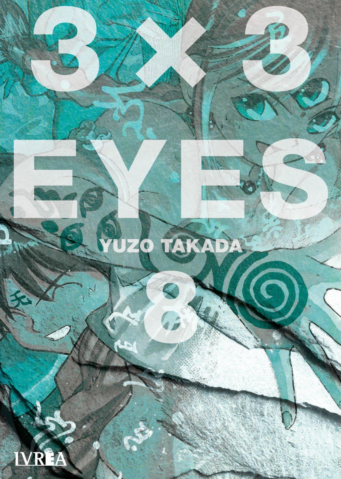3×3 Eyes 8