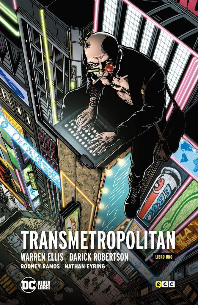 Transmetropolitan Tomo 1