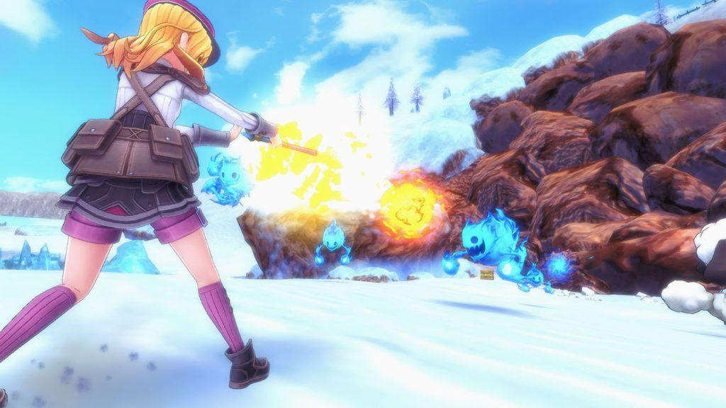Rune factory fight 5