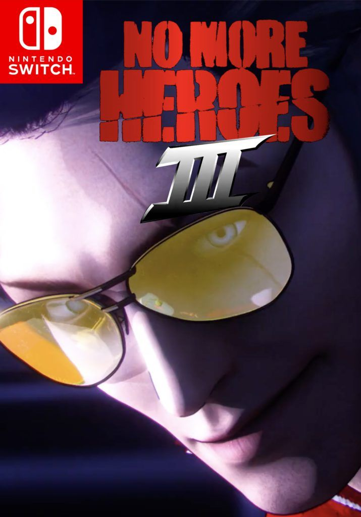 No More Heroes III cover