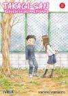 Takagi-san, experta en bromas pesadas #8