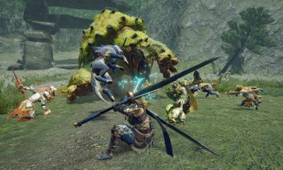 Monster Hunter Rise Cable Bicho