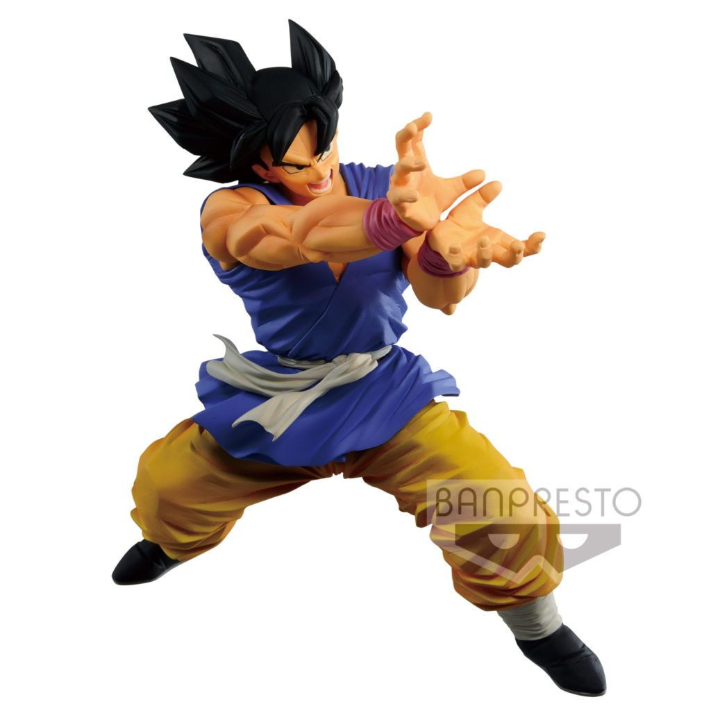 SON GOKU FIGURA 15 CM DRAGON BALL GT ULTIMATE SOLDIERS