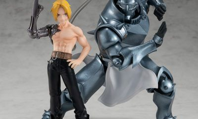 FULLMETAL ALCHEMIST BROTHERHOOD POP UP PARADE