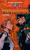 My Hero Academia: Vigilante Illegals #4