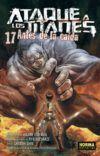 Ataque a los titanes: Antes de la caída #17