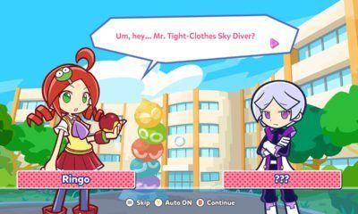 Puyo Puyo Tetris 2 Talk