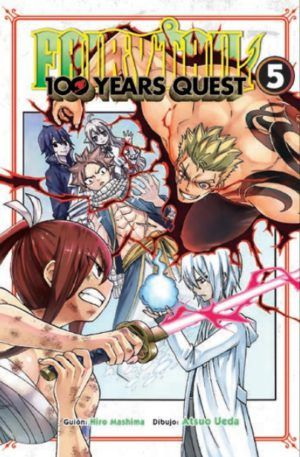 Fairy Tail 100 Years Quest #5