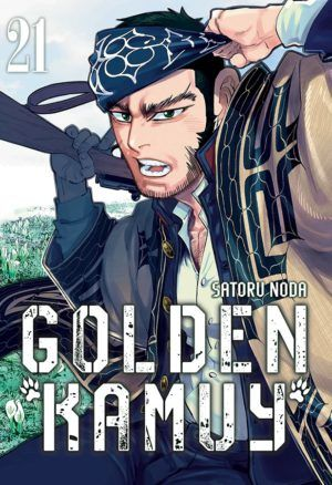 Golden Kamuy #21