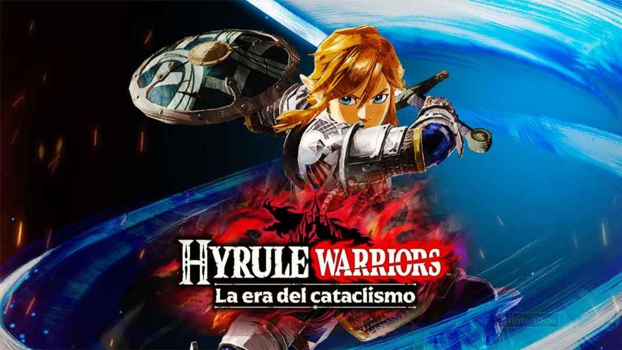 La Era de la Cataclismo presenta su tráiler de lanzamiento — Hyrule Warriors