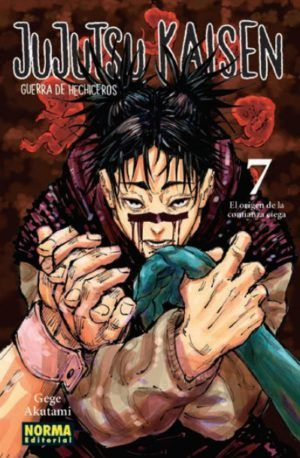 Jujutsu Kaisen – Guerra de Hechiceros #7