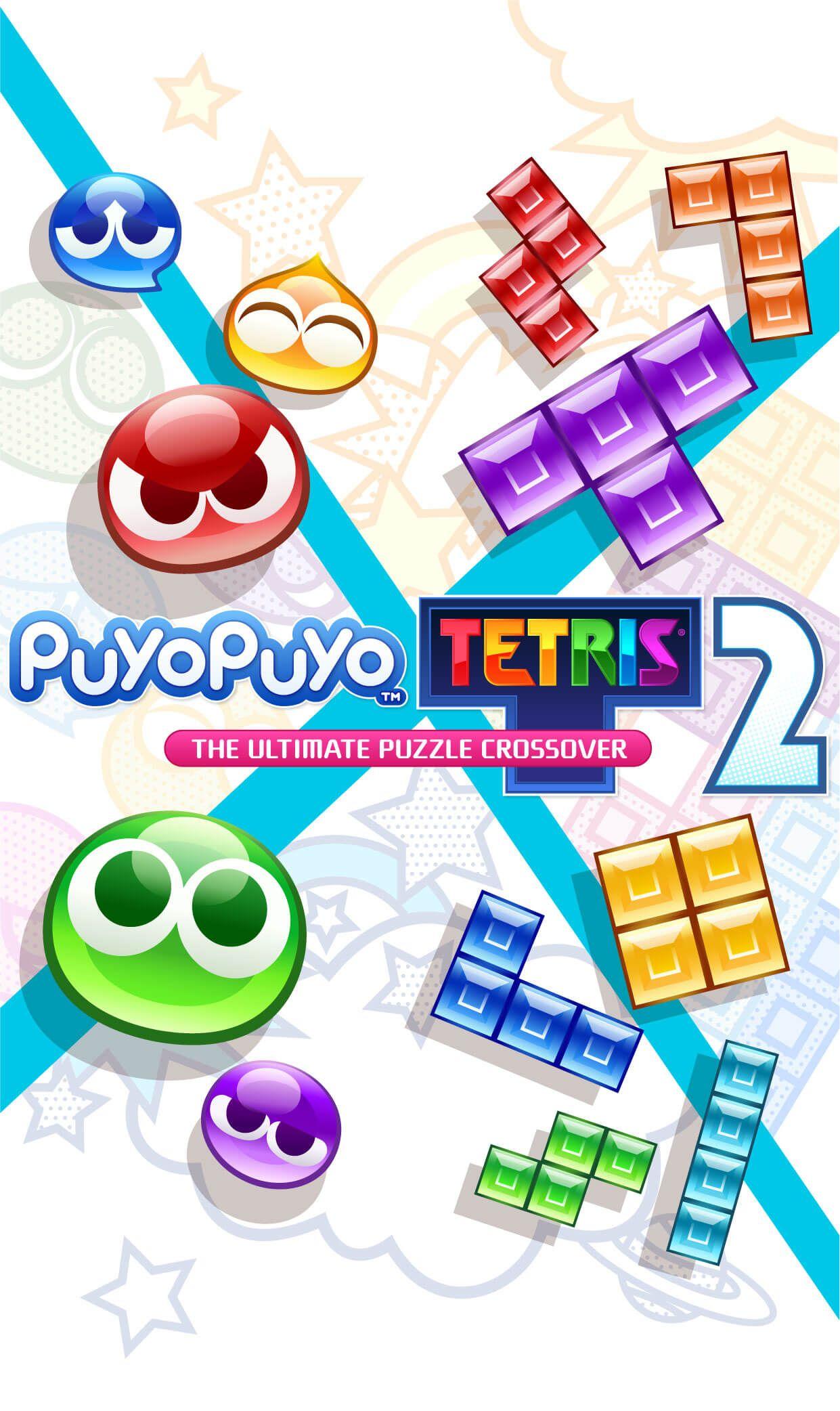 Puyo Puyo Tetris 2 Portada
