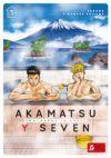 Akamatsu y Seven, macarras in love #1