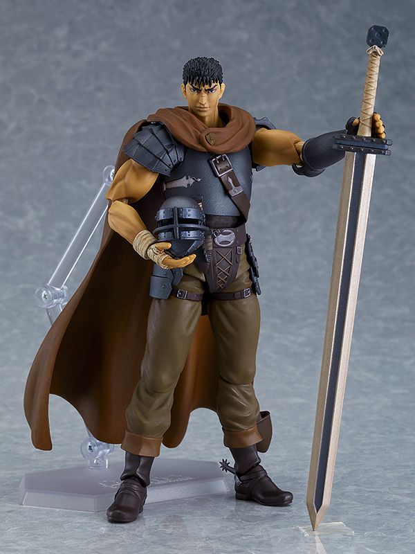 GUTS BAND OF THE HAWK VER. REPAINT EDITION FIGURA 16.5 CM BERSERK GOLDEN AGE ARC FIGMA