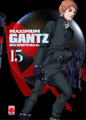Gantz Maximum #15