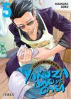 Gokushufudo: El yakuza amo de casa #5