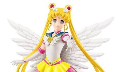 ETERNAL SAILOR MOON VER. A FIGURA 23 CM SAILOR MOON ETERNAL GLITTER & GLAMOURS