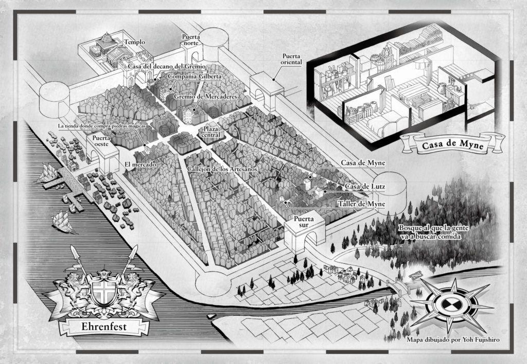 mapa ratón biblioteca