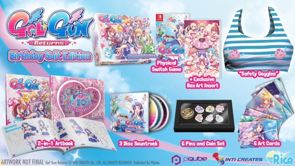 Gal Gun Collector Edition