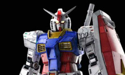 RX-78-2 GUNDAM MODEL KIT perfect grade