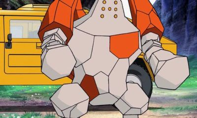 Regirock pokemon go